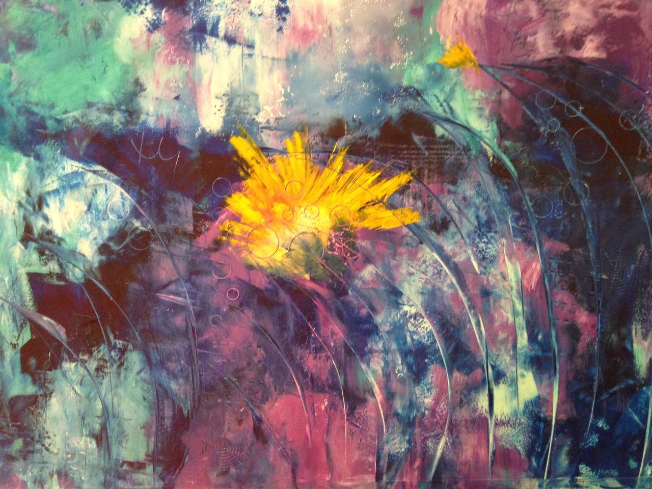 Darned Daffodil
